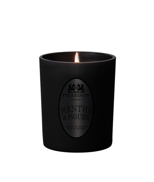 Menthe & Figuier Candle 300g
