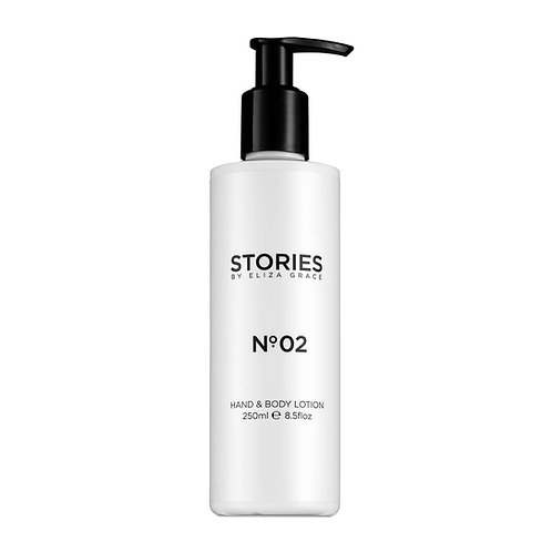 STORIES N°. 02 Hand & Body Lotion