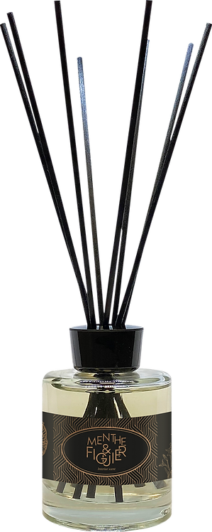 Menthe & Figuier Reed Diffuser