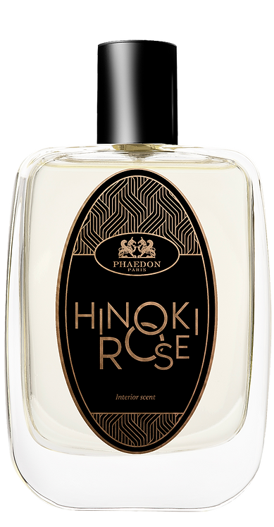Hinoki Rose Room Spray