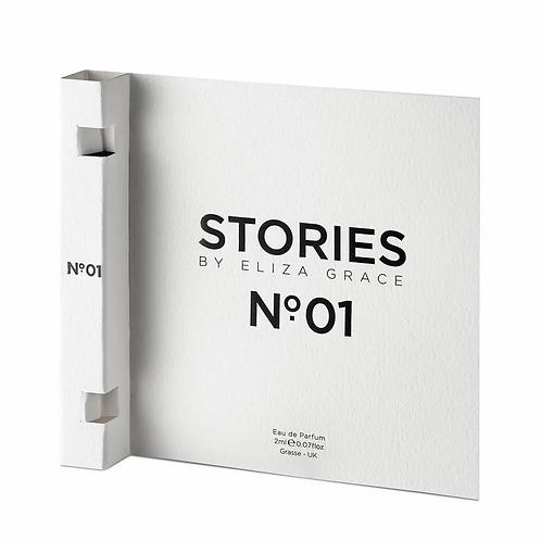 STORIES N°.01 EDP Sample