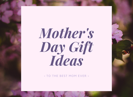 Fragrant Gift Ideas for Mother's Day 2020
