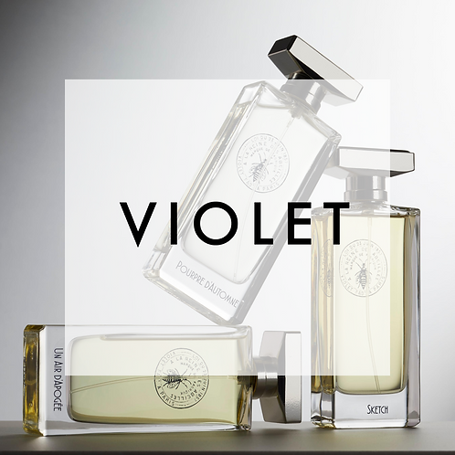 Violet Parfums Sample Pack