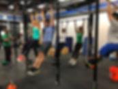 CrossFit, Exercising, Pull-Ups