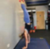 CrossFit, Gym, Gymnastics, Handstand