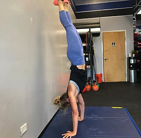CrossFit, Gym, Gymnastics, Handstand