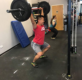 Olympic Weightlifting, Squat, Snatch, Weights