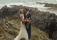 wedding video example image