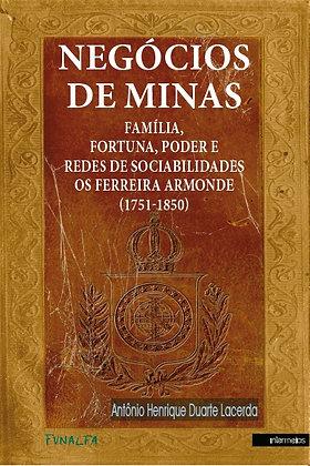 NEGÓCIOS DE MINAS