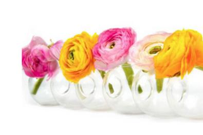 Caterpillar Vase