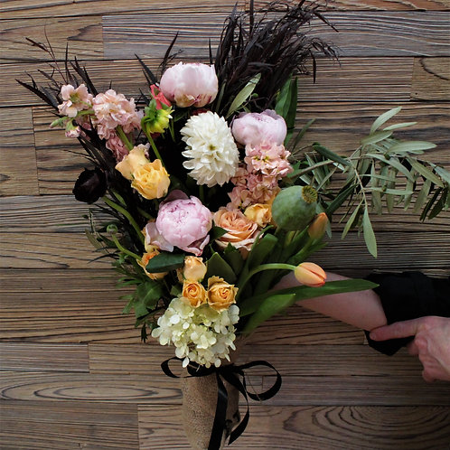 Jumbo Farm Babe Bouquet