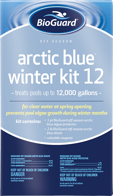 Arctic Blue® Winter Kits