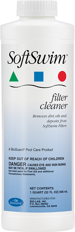 SoftSwim® Filter Cleaner