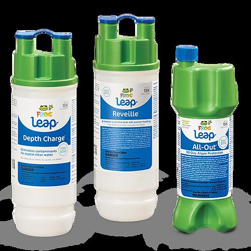 FROG Leap® Pool Wake-Up!® / Pool Hibernation®