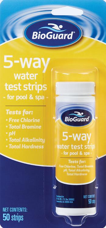 5-Way Test Strips