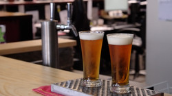 Two Beers made at U Brew It