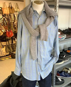 Men's Clothing available at Barbara's Resale