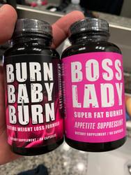 BNM Nutrition bottle labels