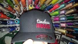Embroidery - hat