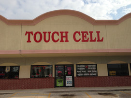 Touch Cell Sign