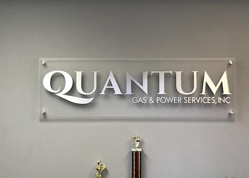 Quantum Sign