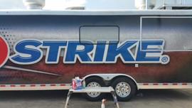 Strike trailer
