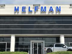 Helfman Channel Letters
