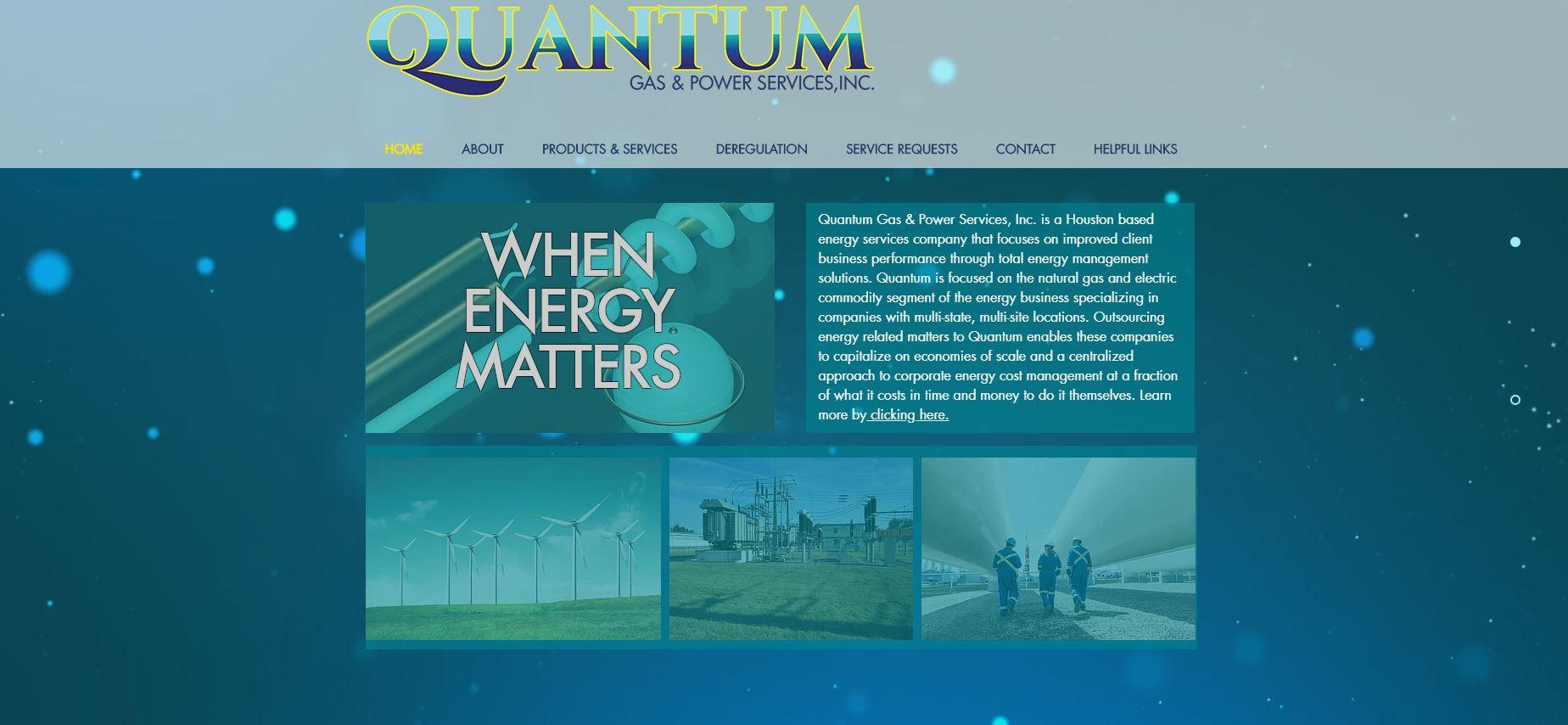 Quantum Gas Website