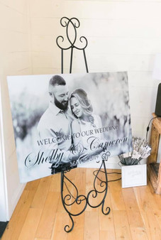 Wedding Signage
