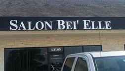 Salon Bei' Elle Sign
