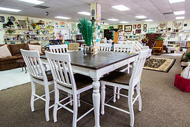 Furniture available at Barbara's Resale