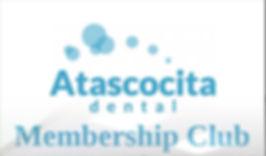 Atascocita Dental Membership Club Brochure