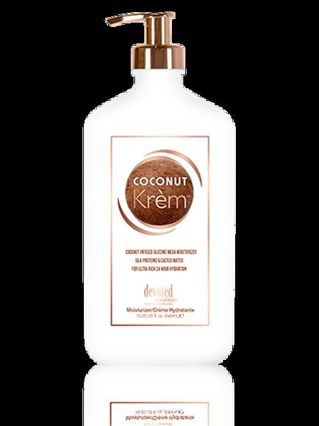coconut krem tan extender devoted creations