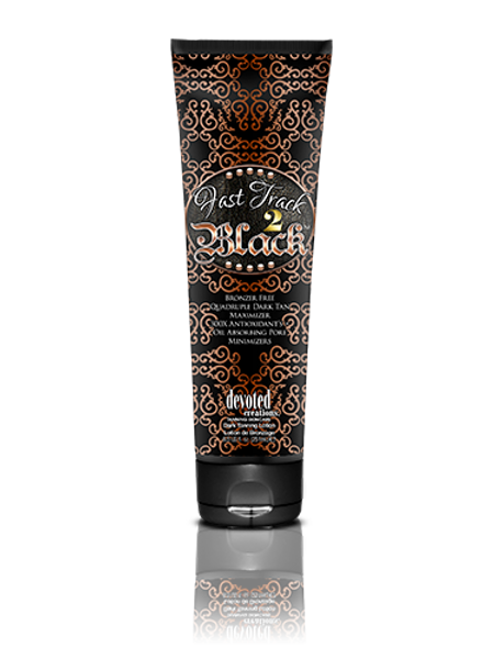 Fast Track 2 Black Tanning Lotion Devoted Creations
