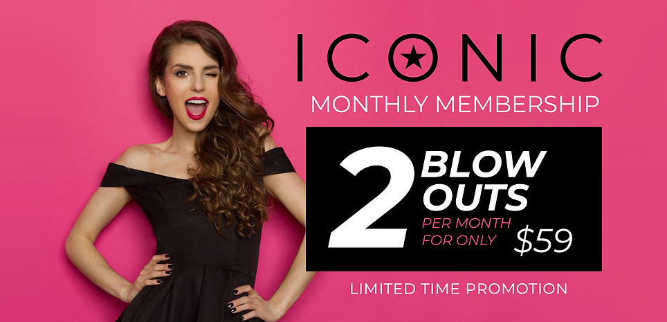 Blowout Hairstyle Membership Ocean NJ