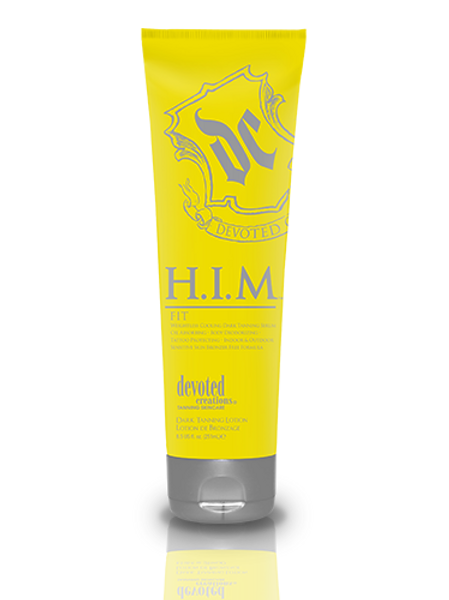 him fit tanning lotion devoted creations