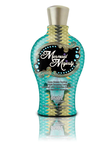 Mermaid Majesty Tanning Lotion Devoted Creations
