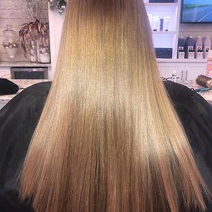 Hair Ocean NJ Blonde Keratin