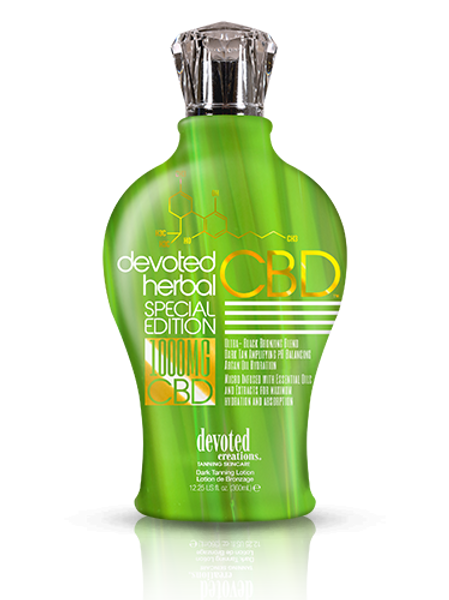 Devoted Herbal CBD Special Edition