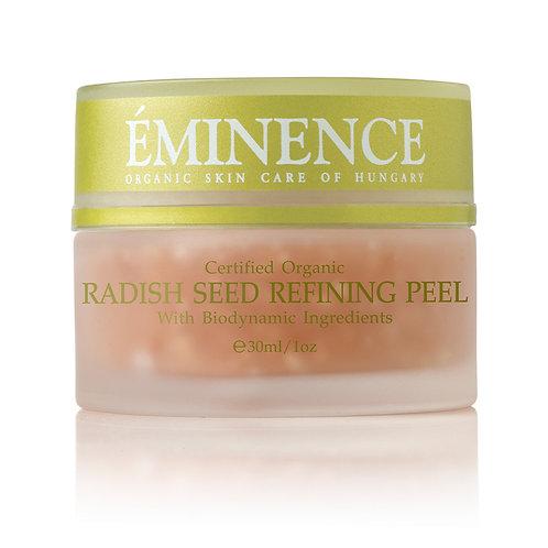 Radish Seed Refining Peel