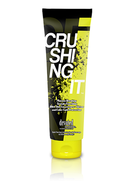 crushing it tanning lotion on sale devoted creations