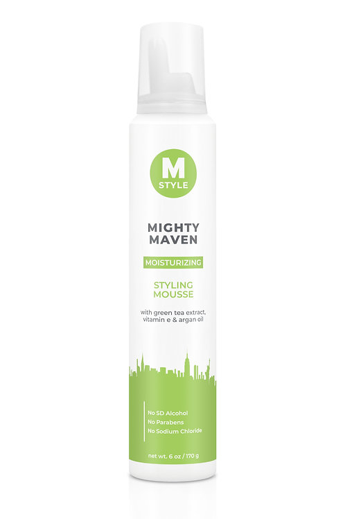 Mighty Maven Styling Mousse