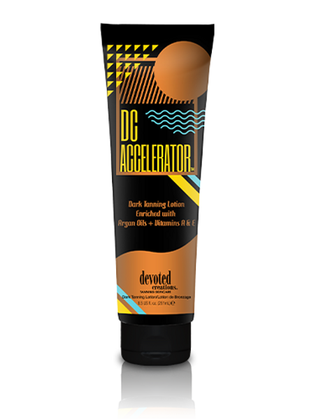 dc accelerator tanning lotion on sale devoted creations