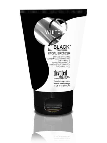 white 2 black facial bronzer devoted creations
