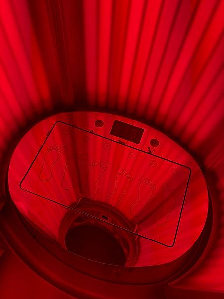 Tiki Image Red Light Therapy