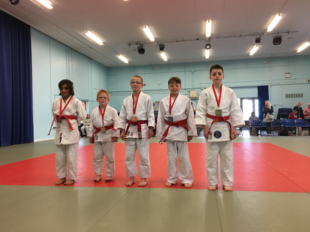 Red Belt Rummble