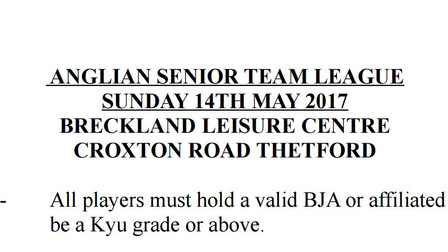 Senior Team - League