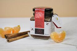 Nuts4Honey - organic-honey-cinnamon