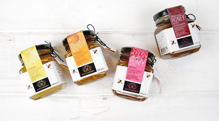 Nuts4Honey, Organic honey