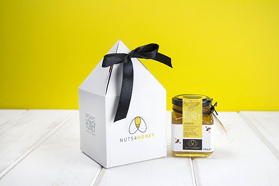 Nuts4Honey-Honey-Gift Box